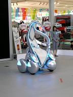 Toyota's i-Unit