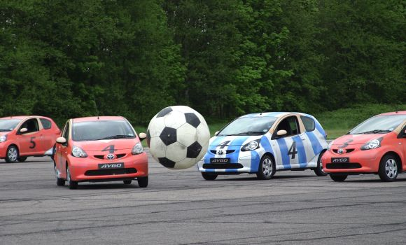 Top Gear Football