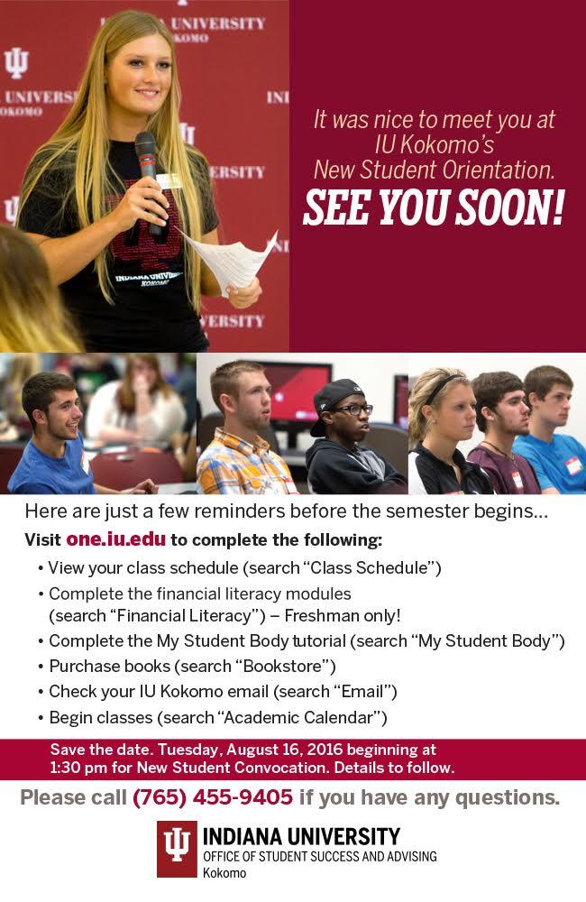 Indiana University Kokomo Email