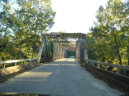 Bridge At Devils Elbow