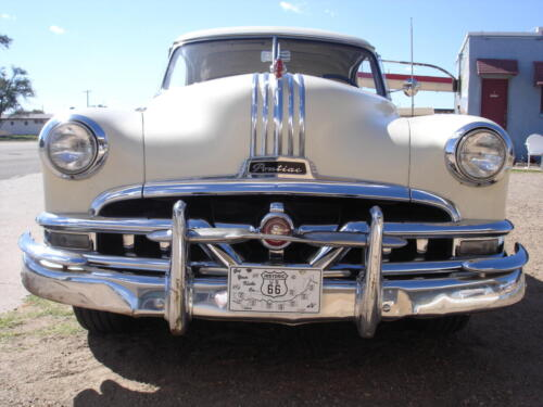 Classic Pontiac Eight