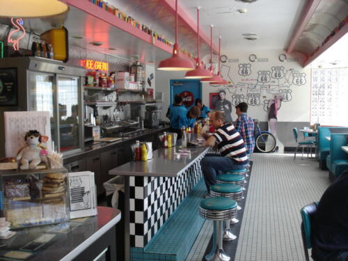 The Route 66 Diner, Albuquerque
