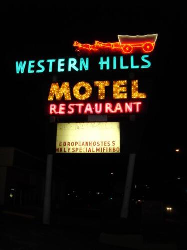 The Western Hills Motel